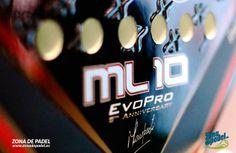 Nox ML10 Pro Evo 5 aniversario con relieve firmada por Lamperti