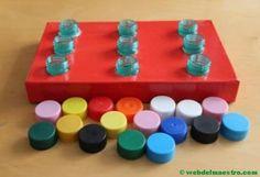 Enroscar y desenroscar tapones de botellas