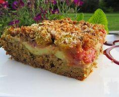 Bezlepkový ovocný koláč (vegan)