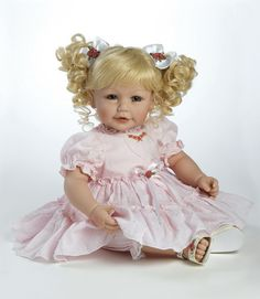 baby dolls | ... NIGHTY NIGHT Vinyl Baby Doll - Babies - Name Your Own Baby Collection