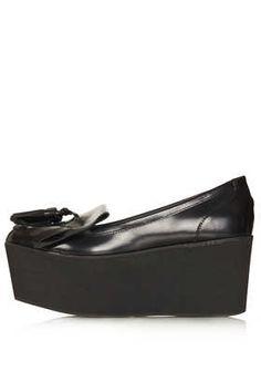JAM Mocasines Flatform - Ver todos - Zapatos