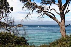 Eaglehawk Neck, Tasman Sea