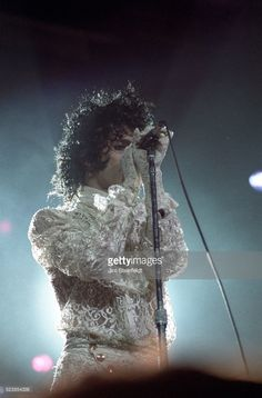 Image result for prince on tour 1984