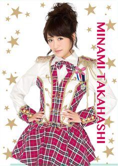 """Takahashi Minami AKB48 """"Beginner"""""""