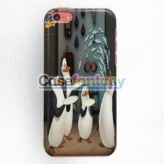 Funny Penguins Of Madagascar 2 Escape To Africa iPhone 5C Case | casefantasy