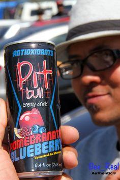 Pitbul energy