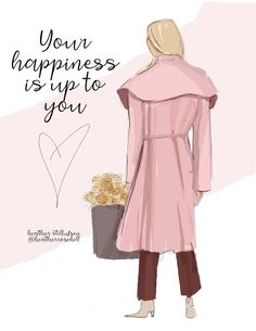 Positive Quotes For Women, New Week, Good Thoughts, Cute Illustration, Beautiful Artwork, Woman Quotes, Qoutes, Aurora Sleeping Beauty, Discipline Quotes