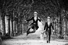 Falling in love was the easy part; planning a wedding - yikes!    Photodesign Radloff   Eisenach, Thüringen, Germany.
