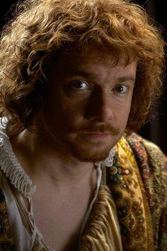 Martin as Rembrandt.