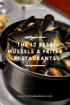 #restaurant #musselsandfrites #Brussels #moulesfrites @onfoodandwine