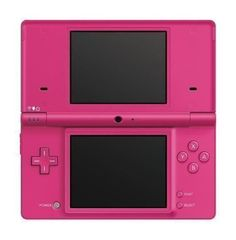 Shop for Nintendo Dsi Handheld Console (pink). Starting from Compare live & historic video game hardware prices. Nintendo Dsi Games, Nintendo Ds Lite, Nintendo Consoles, Nintendo Advance, Younique, Portable Video Games, New Super Mario Bros, Outfits, Software