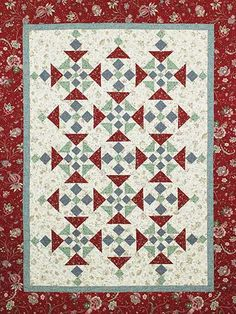 Sonoma Quilt Pattern $8.99