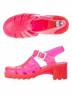 American Apparel - Juju Babe Jelly Sandals