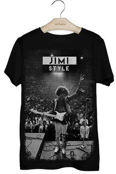 Camiseta Masculina Jimi