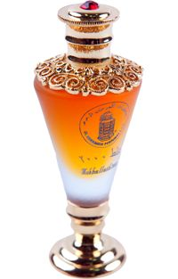 Mukhallath 2000 Gold by Al Haramain Perfumes is an Oriental fragrance for women. The fragrance features agarwood (oud), sandalwood, rose, magnolia, musk and amber.