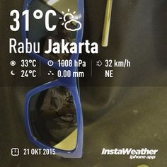 Jakarta pagi ini