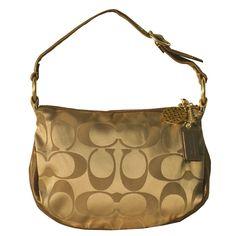 coach purse handbag :) pretty close to the one I'm carrying now!