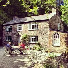 The Woods Café, Cardinham Woods, Bodmin | 17 Breathtaking Places To Eat In Cornwall