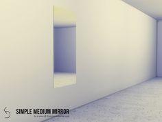 k-omu's Simple Medium Mirror
