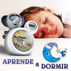 Reloj entrenador del sueño para niños Sleeptrainer | Tecniac