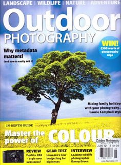 Outdoor Photography Magazine. June 2012. « Library User Group