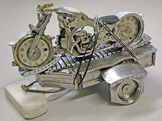 Spare parts motorcycle