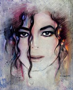 Michael Jackson art, not sure by who tho. Freddie Mercury Michael Jackson, Michael Jackson 1982, Michael Jackson Dibujo, Michael Jackson Drawings, Michael Jackson Wallpaper, Michael Art, Michael Love, Amazing Drawings, Beautiful Drawings