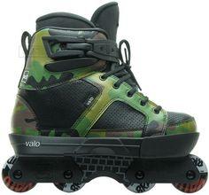 Valo TV 3 Camo Skates