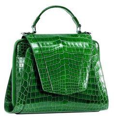 Alligator handbag and crocodile handbag for sale, all our genuine alligator leather handbags, crocodile leather handbags are handcrafted by professional craftsmen. Handbags Online, Handbags On Sale, Purses And Handbags, Ladies Handbags, Unique Purses, Cute Purses, Luxury Purses, Luxury Bags, Fashion Handbags