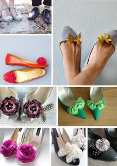 great idea for boring shoes
