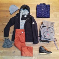 @Steven Alan Shop chooses our Heritage Off Trail pack as a top pick