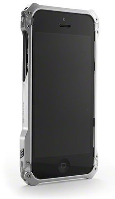 Element Case iPhone 5 SECTOR 5 Case Standard Edition Gun Metal