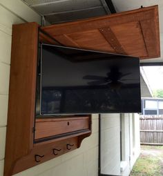 case cabinet com froidmt stunning tv with on design waterproof enclosure ideas outdoor home