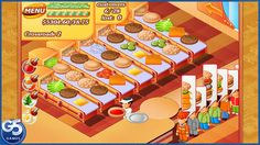 Stand O'Food - iPad game by G5 Entertainment