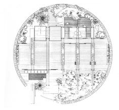 Image 1 of 18 from gallery of Bioclimatic Dwelling in Tenerife / Ruiz Larrea y Asociados. Courtesy of Ruiz Larrea y Asociados Architecture Drawings, Architecture Plan, Architecture Details, Tenerife, Craftsman Floor Plans, Plan Sketch, Architect Drawing, Concept Board, Eco Friendly House