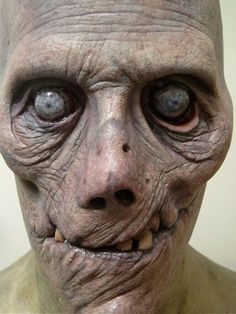Esculturas Monstruosas de Jordu Schell