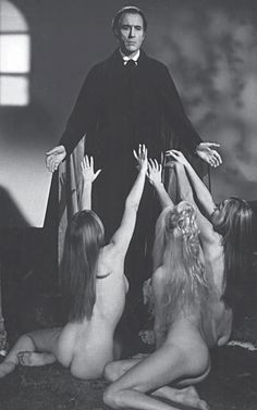 christopher lee the brides of dracula - Google Search