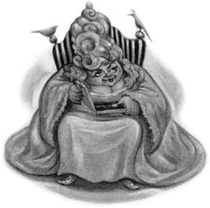 "Hepzibah Smith - HPB, ""Lord Voldemort's Request"""