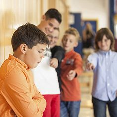 Read what to do if your child is being bullied. Help kids deal with bullies by getting them to talk and giving them advice on how to handle the situation.