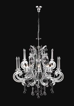 Buy the PLC Lighting 81876 PC Polished Chrome Direct. Shop for the PLC Lighting 81876 PC Polished Chrome Crystal 8 Light Up Lighting Chandelier from the Paris Collection and save. Frozen Girls Room, Frozen Room, Transitional Lighting, Chandelier Lighting, Chandeliers, Polished Chrome, Light Up, Shabby Chic, Bedroom Decor