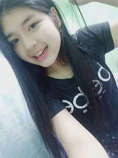 Pretty Asian Girl, Cute Asian Girls, Beautiful Asian Women, Cute Girls, Korean Beauty Girls, Asian Beauty, Burmese Girls, Myanmar Women, Indonesian Girls