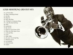 Louis Armstrong Greatest Hist || Louis Armstrong  Collection HQ/MP3 JEAN DAVIS PINTEREST BOARDS