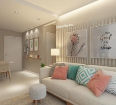 Interior design is the best thing you can do for your home Apartment Interior, Home Living Room, Interior Design Living Room, Living Room Designs, Living Room Decor, Bedroom Decor, Teen Bedroom Furniture, Nordic Interior, Interior Office