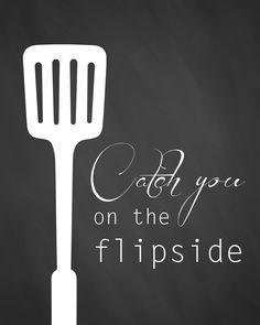 flipside kitchen printable