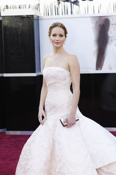 Such a gorgeous shot of Jennifer