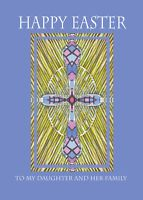 Cross Happy Easter And Her Family card by Greeting Card Universe