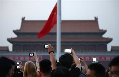 Remembering Tiananmen Square 24 years later - PhotoBlog