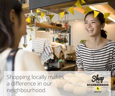 Go out and #shopthehood!