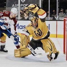 Marc Andre, Vegas Golden Knights, Nhl, Hockey, Baseball Cards, Sports, Hs Sports, Field Hockey, Sport