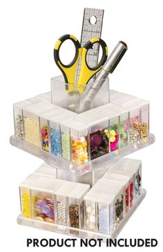 EK Success - Laliberi - Jewelry - Storage Carousel at Scrapbook.com $14.99